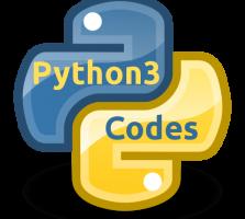 Примеры на python 3